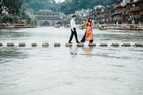 Ảnh cưới Phượng Hoàng Cổ Trấn