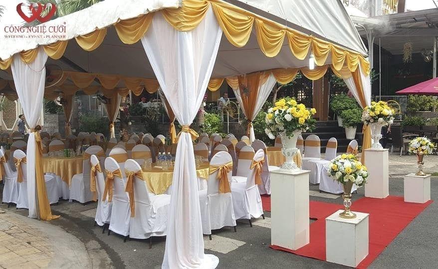 nhà bạt đám cưới, đám hỏi