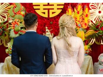 Trang trí gia tiên, dịch vụ cưới hỏi trọn gói